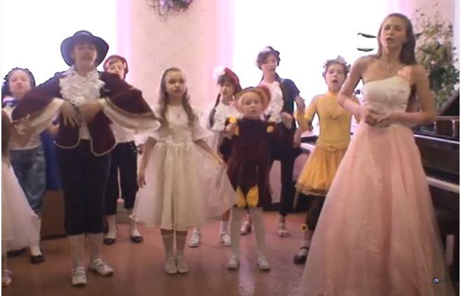 dzhankojskaja dmsh vospityvaet muzykalnuju jelitu goroda - Джанкойская ДМШ: 50 лет пути
