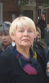 natalja astankovich. dzhankoj - Джанкой в лицах: Наталья Астанькович / 2010