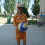 Джанкой в объективе Джанкойские футболисты учатся нырять. getImage 24