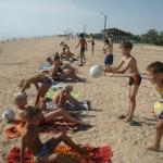 Джанкой в объективе Джанкойские футболисты учатся нырять. getImage 29
