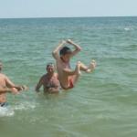Джанкой в объективе Джанкойские футболисты учатся нырять. getImage 3