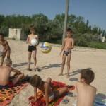 Джанкой в объективе Джанкойские футболисты учатся нырять. getImage 30
