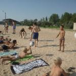 Джанкой в объективе Джанкойские футболисты учатся нырять. getImage 37