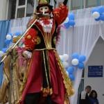 Джанкой в объективе День города: куклы, танцоры, невесты и ангелы... 34augR CKlE