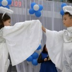 Джанкой в объективе День города: куклы, танцоры, невесты и ангелы... CFNjUy7QecY