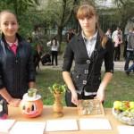 Джанкой в объективе В поселке Азовское отметили День рождения и выбрали красавицу! Devchenki. Azvoskoe