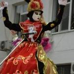 Джанкой в объективе День города: куклы, танцоры, невесты и ангелы... cHFJLZnzV w