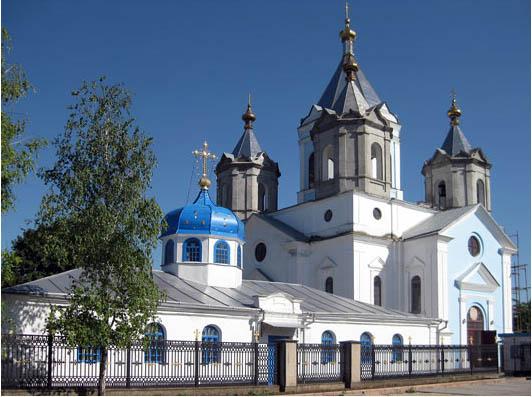 крещение Руси. город Джанкой