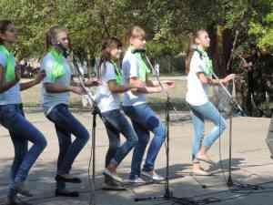 концерт для солдат в Джанкое