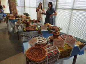 Джанкой в объективе В Джанкойском районе отметили Праздник урожая Vystavka Hlebobulochnyh izdelij