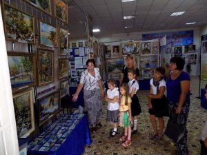 Джанкой в объективе Год экологии в Джанкойском музее ekologiya Dzhankoya