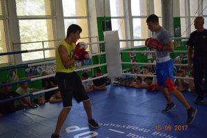 ring.Dzhankoy 300x200 - Джанкойская школа бокса осваивает новый ринг