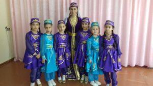 Джанкой в объективе Маленькие артистки защитили честь Джанкойского района Fidanlary