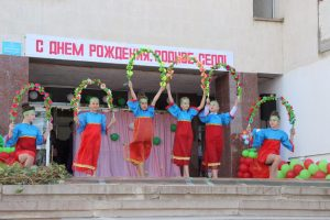 Джанкой в объективе 70-летний юбилей села Победное Horeograficheskij kollektiv Pobednenskogo DK