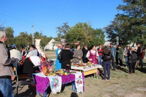 Джанкой в объективе 70-летний юбилей села Победное Vystavka Russkoj ukrainskoj kuhni
