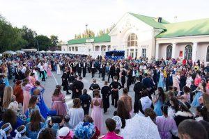 Джанкой в объективе Джанкойские парни побывали на балу у Айвазовского bal ajvazovskogo