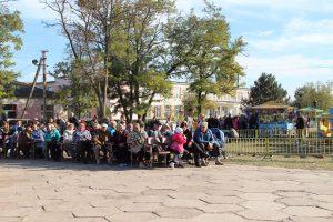 Джанкой в объективе 70-летний юбилей села Победное zriteli s. Pobednoe