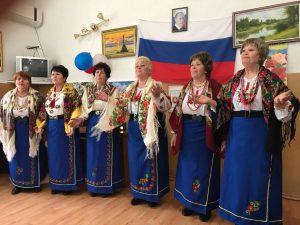 Dzhankoe 300x225 - Активные пенсионеры отметили День единства