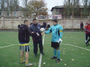 Джанкой в объективе В Джанкое проходит открытое первенство по футболу Dzhankoj 3