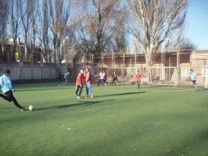 Джанкой в объективе В Джанкое проходит открытое первенство по футболу Otkrytoe pervenstvo Dzhankoe