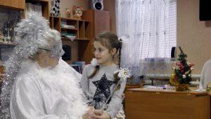 Джанкой в объективе На урок в волшебной маске Dzhankoj. Zima prishla.