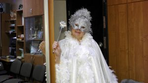 Джанкой в объективе На урок в волшебной маске Natalya Nesterenko