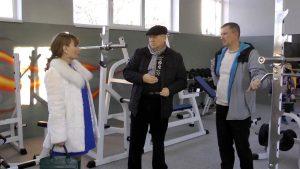Джанкой в объективе На месте проблемной заброшки в Джанкое вырос фитнес-центр fitnes 1