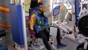 Джанкой в объективе На месте проблемной заброшки в Джанкое вырос фитнес-центр fitnes tsentr. niyaz izmajlov 1