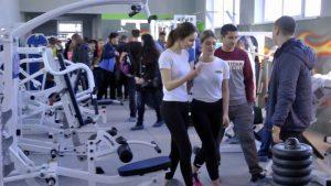 Джанкой в объективе На месте проблемной заброшки в Джанкое вырос фитнес-центр fitnes. molodezh 1