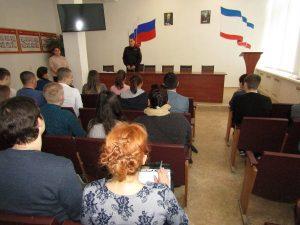 Джанкой в объективе К джанкойским полицейским прибыл «Студенческий десант» Studencheskij desant Dzhankoj 1