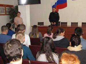 Джанкой в объективе К джанкойским полицейским прибыл «Студенческий десант» Studencheskij desant Dzhankoj 2
