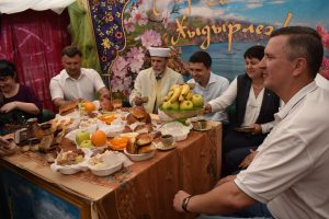 Джанкой в объективе Джанкойцы участвовали в общекрымском празднике Хыдырлез Hydyrlez Dzhankojtsy