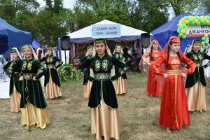 Hydyrlez dzhankoj 300x200 - Джанкойцы участвовали в общекрымском празднике Хыдырлез