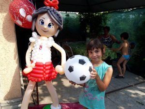 Dzhankoj. Arishin dr 300x225 - Джанкойцы празднуют футбольную победу