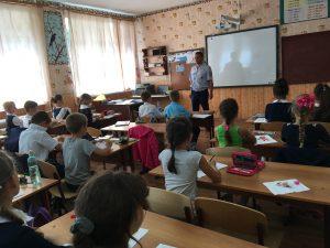 Джанкой в объективе В Джанкое проходит неделя безопасности детей IMG 6131
