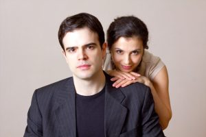 Merlo i Velinskaya 300x200 - В Джанкое даст концерт известный итальянский пианист
