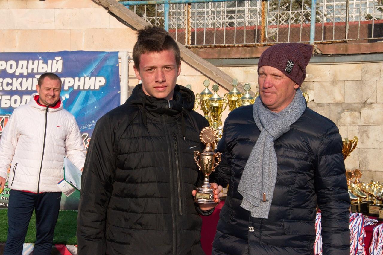 dzha - Джанкойцы взяли серебро Международного турнира
