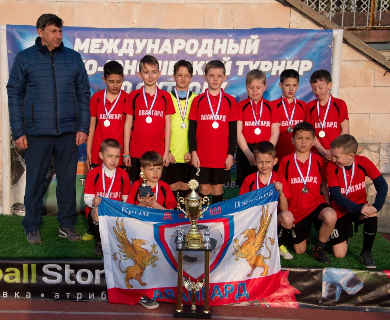 dzhankoj - Джанкойцы взяли серебро Международного турнира