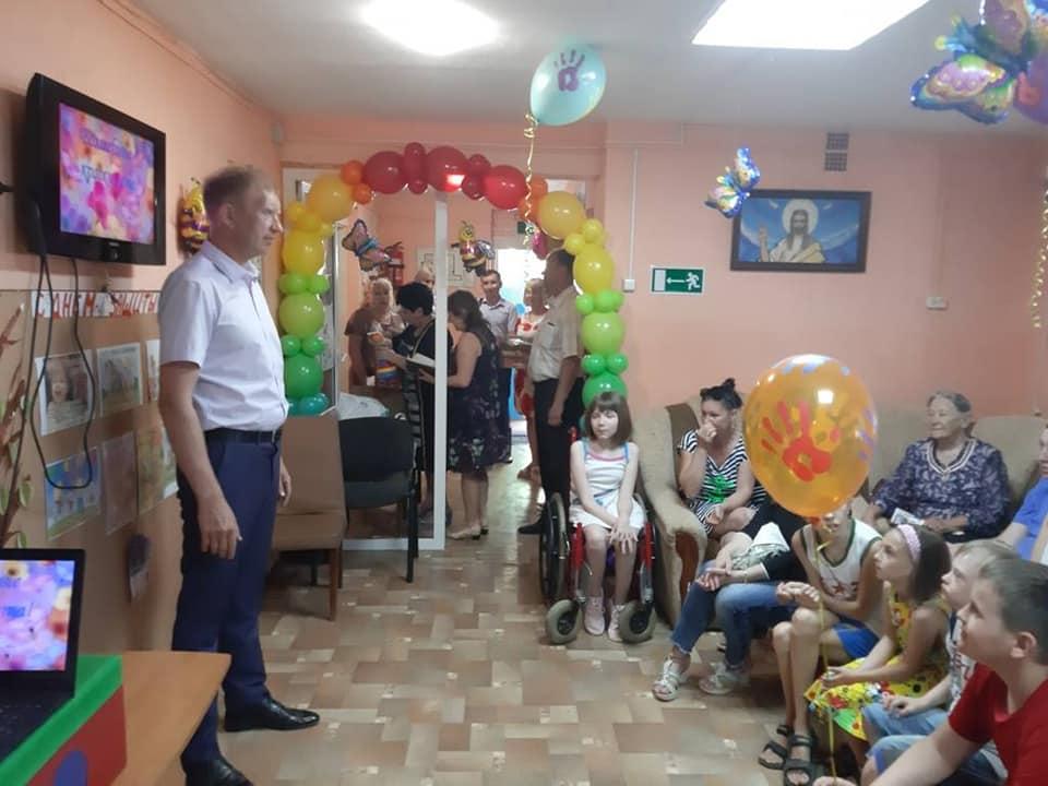 den detstva. g. dzhankoj 2019 - В Джанкое отшумел День детства /2019