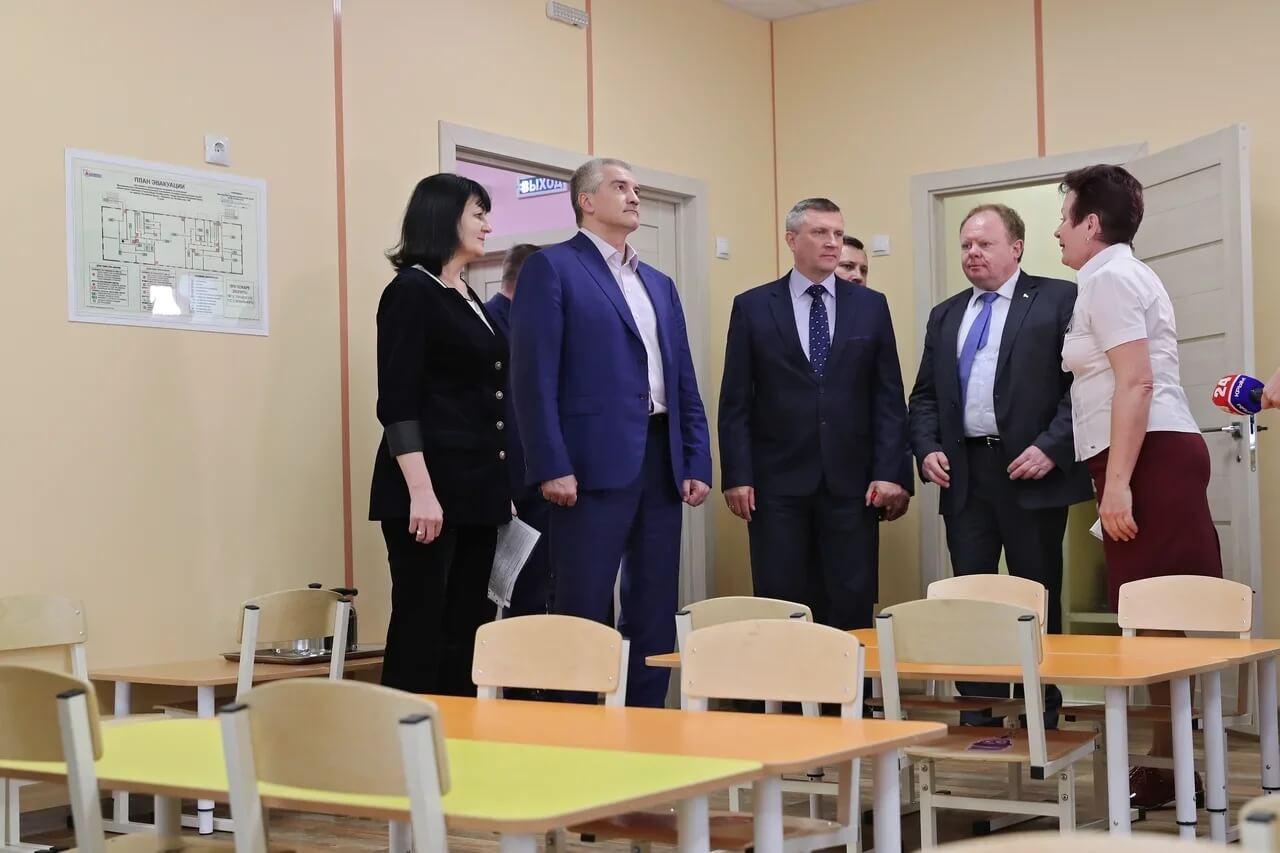 3 1 - В Джанкое открыт новый модульный детский сад