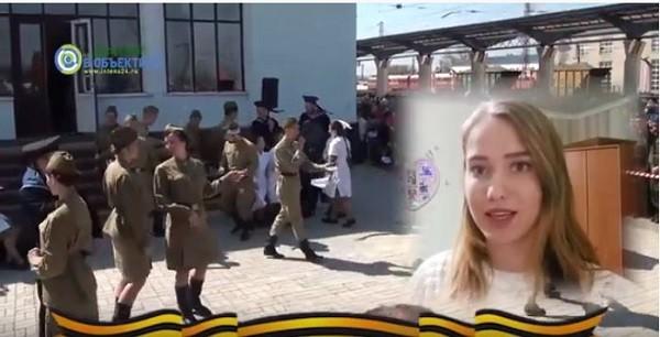 deti dzhankoja zapisali miting onlajn 2 - Дети Джанкоя записали митинг-онлайн