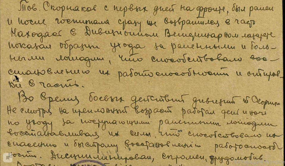 knigapamjatidzhankojcev. pavel grigorevich skornjakov - #КнигаПамятиДжанкойцев: Вика Кизим о героях семьи