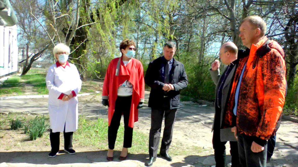 mediki dzhankoja poluchajut podderzhku predprinimatelej 1024x576 - Медики Джанкоя получили поддержку в 3 тонны овощей