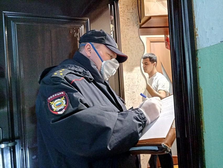Полиция Джанкоя информирует неповиновение влечет ответственность