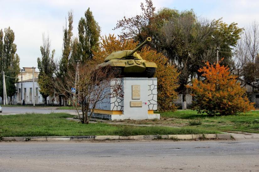 dzhankoj. ljubov k gorodu svoemu - Джанкой: любовь к городу вне морали. 2012