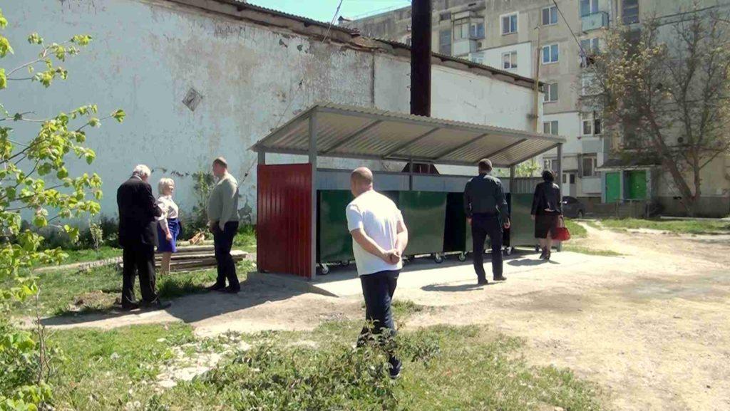 novye ploshhadki dlja musora v dzhankoe zdorove goroda1 1024x577 - В Джанкое – новые площадки для мусора