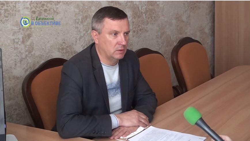 obrashhenie glavy administracii dzhankoja - Обращение главы администрации Джанкоя