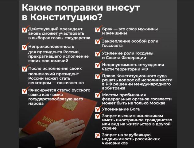 dzhankojcy podderzhivajut popravki v konstituciju 2020 g - Джанкойцы о поправках в Конституцию 2020