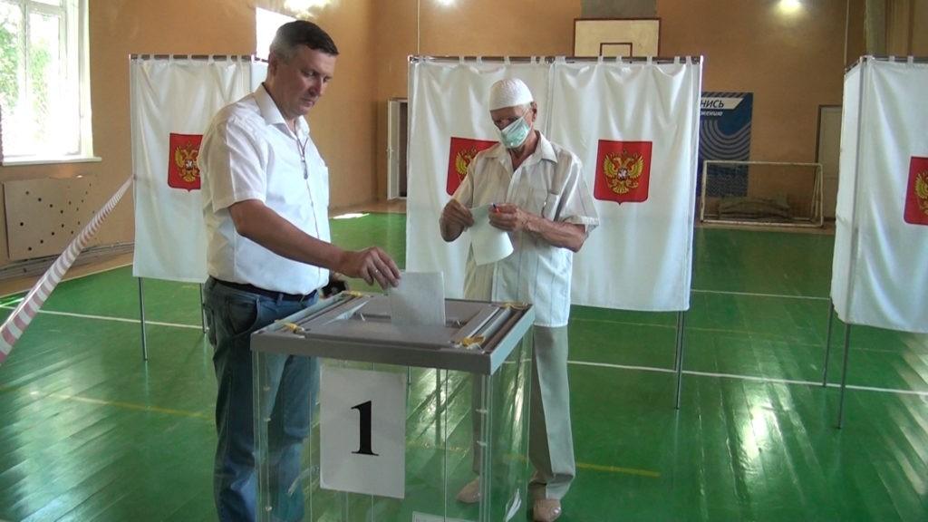 Голосование по поправкам в Джанкое