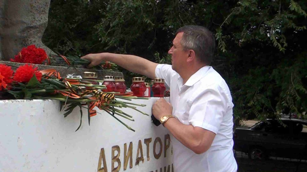 v dzhankoe pochtili pamjat pavshih v vov 1024x576 - В Джанкое почтили память павших /22 июня